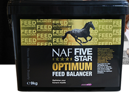 NAF Five Star Optimum Feed Balancer 9kg