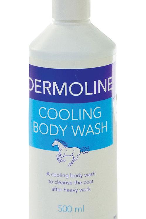 Dermoline Cooling Body Wash