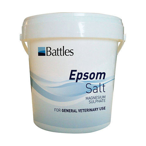 Battles Epsom Salt