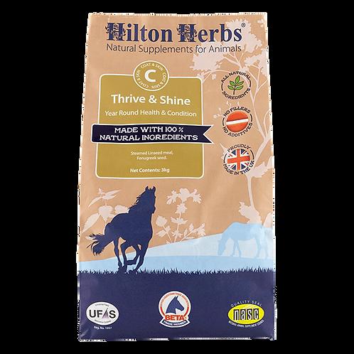 Hilton Herbs Thrive & Shine