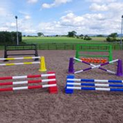 Classic Show Jumps Deluxe Competition Set