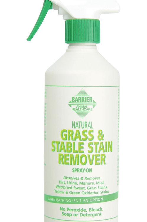 Barrier Grass & Stable Stain Remover