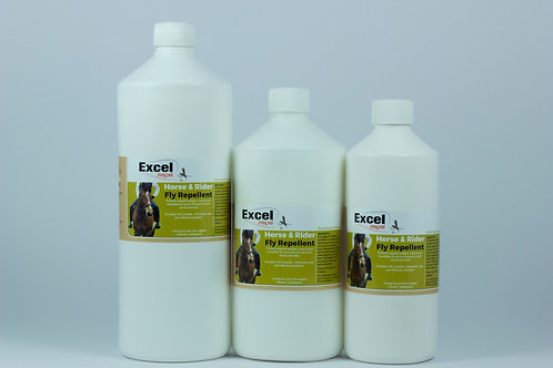 Excel Horse & Rider Fly Repellent