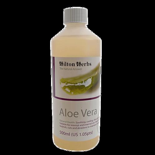 Hilton Herbs Aloe Vera