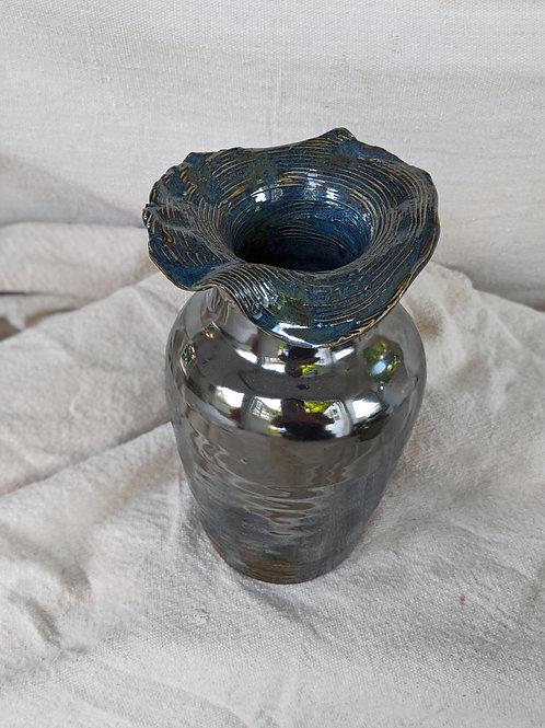 Nereid Palladium Vase