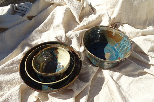 The Mermaid Bowls Set