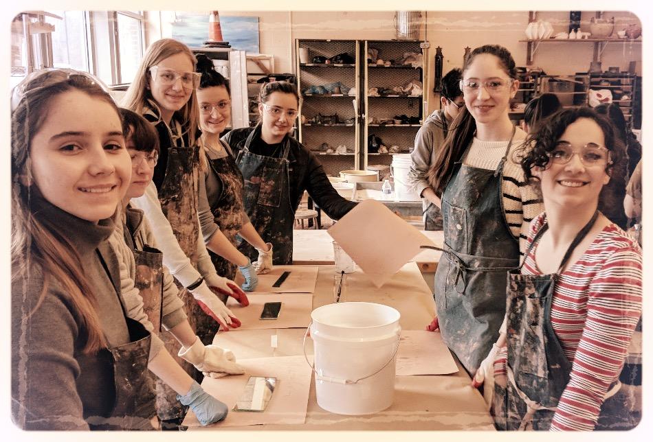 Mirror Cutting Workshop