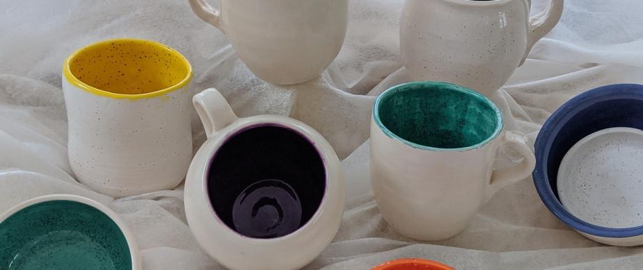 Everyday Stoneware Dishware