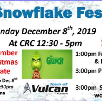 Vulcan Chamber Christmas Skate