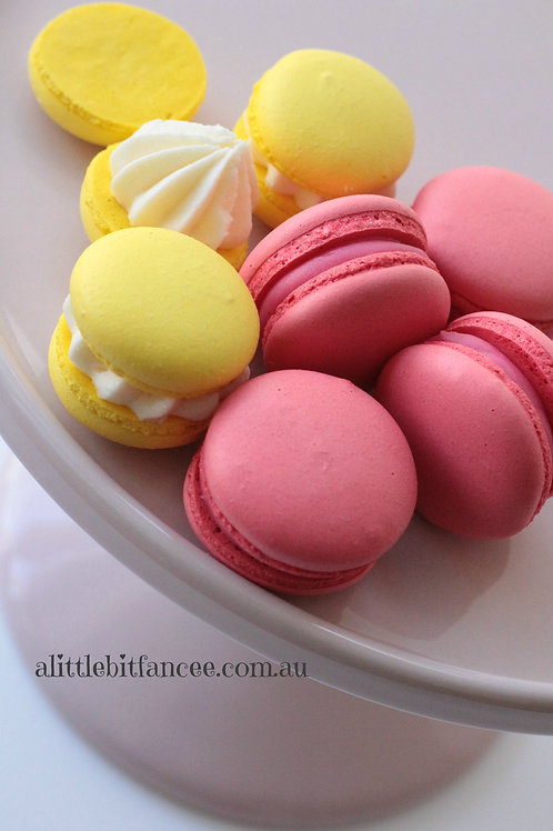 PRIVATE MACARON CLASS IN YOUR HOME
