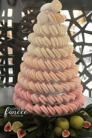 Macarons Towers