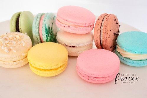 Sampler Macarons - 12 pack