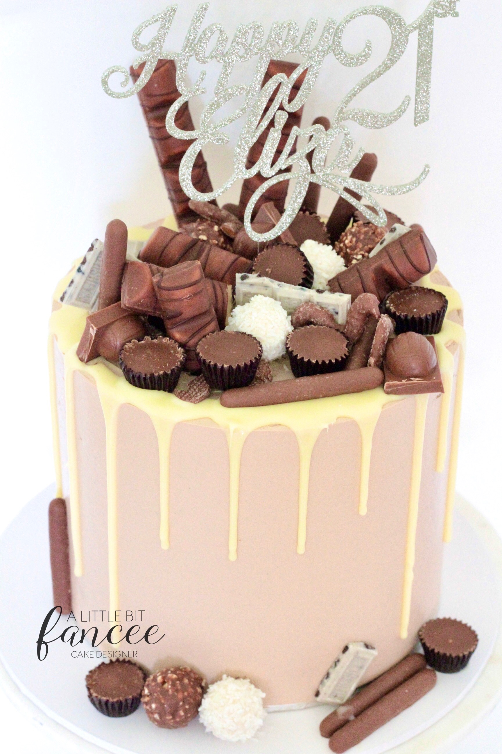 Chocolate Lovers Dream Cake