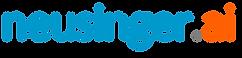Logo neusinger GmbH narrow - new colour.