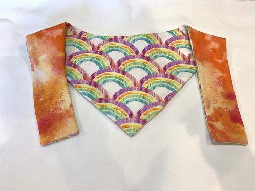 Rainbow Flannel