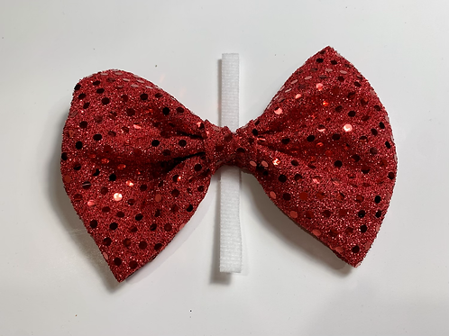 Red Sequined Sparkle