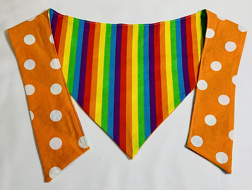 Rainbows & Polka Dots