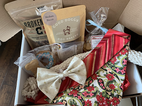 Small Business Gift Box