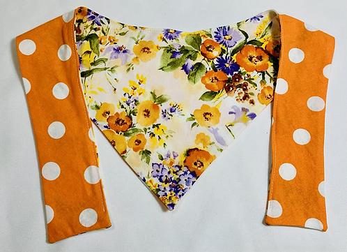 Florally Orange