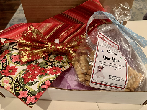 Treats & Station Waggle Gift Box