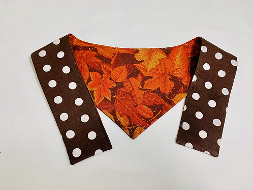 Polka Dotted Leaves