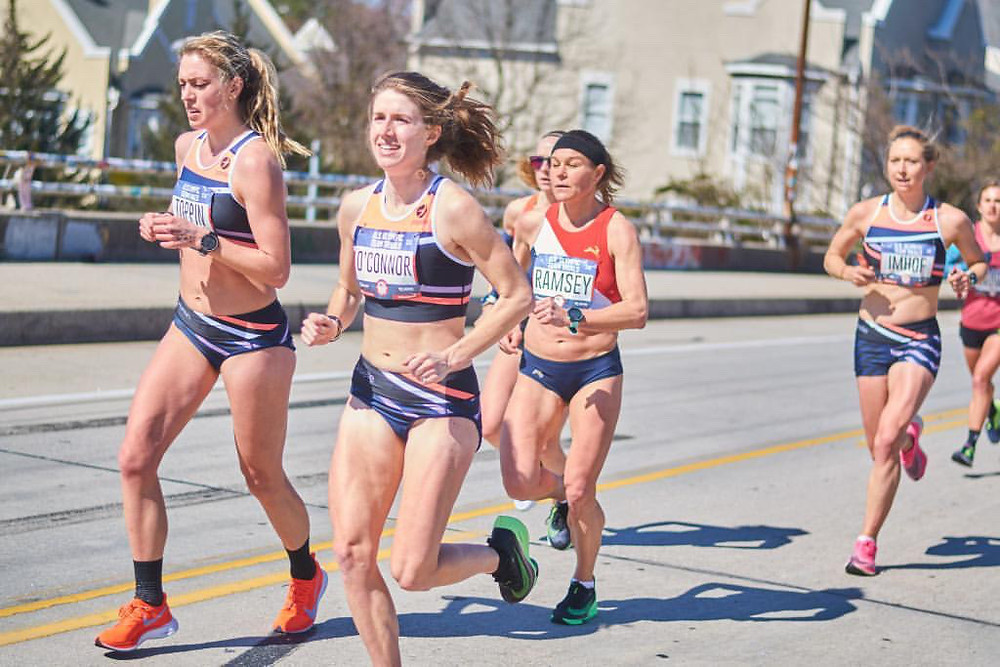 Dr. Andrea Toppin Olympic Trials Marathon Runner facing burnout and fatigue