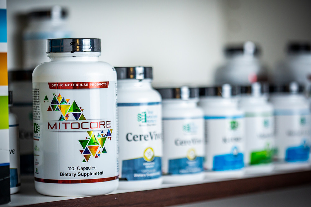 Medical Grade supplements are third-party verified at The Facility Denver Functional Medicine Clinic