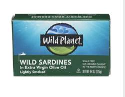 Wild Sardines