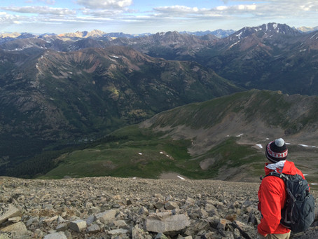 The 14er Experience