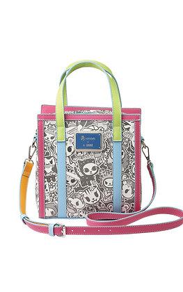 TDxAN Monochrome No. 1 Handbag (Neon)