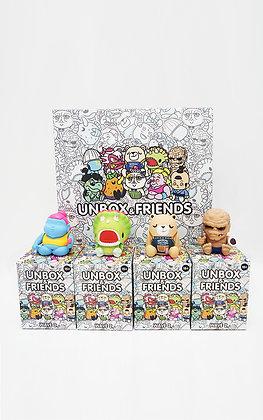Unbox & Friends Mini Series 2 : Blind Box