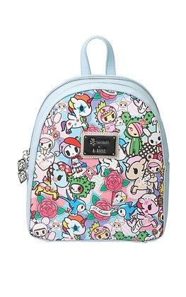 TDxAN Pop Camo (Blue) Backpack