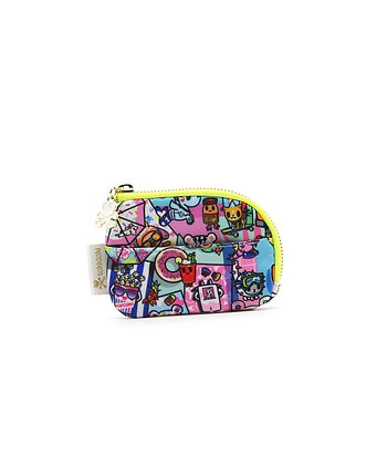 Pool Party Zip Coin Purse