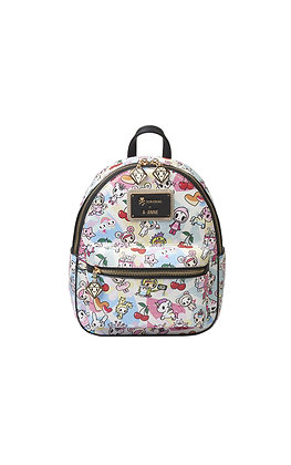 TDxAN Pastel Stories Mini Convertible Backpack