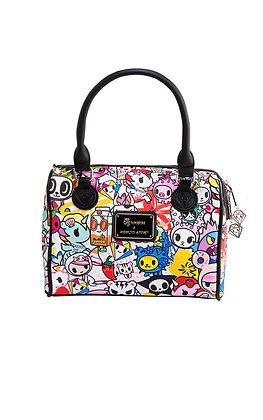 Pop Garden Bowler Bag