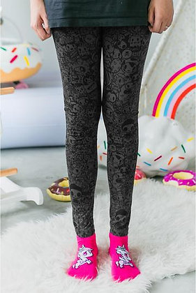 Monochrome Iconic Leggings (Adults)