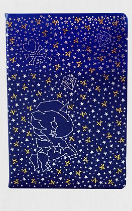 TDxAN A5 Starry Night Stellina Notebook