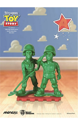 MEA-001 Toy Story Mini Egg Attack Series Green Arm