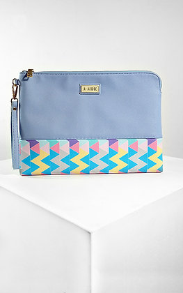Carolina Blue Clutch