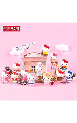 Hello Kitty Career Series: Case of 12 Blind Boxes