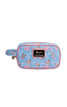 Pastel Clover Cosmetic Pouch