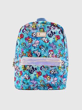 Watercolour Paradise Backpack