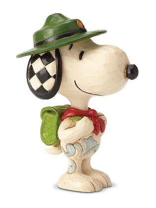Snoopy Boy Scout Mini