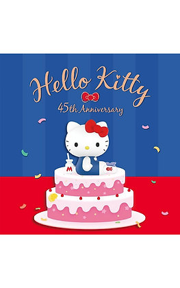 Hello Kitty 45th Anniversary: Case of 12 Blind Boxes
