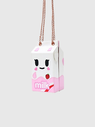 Strawberry Milk Handbag