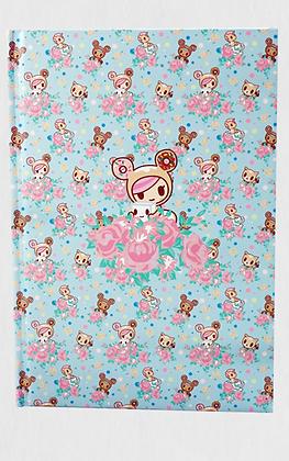 TDxAN Pastel Clover Notebook