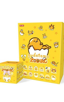 Gudetama Zodiac: Case of 12 Blind Boxes