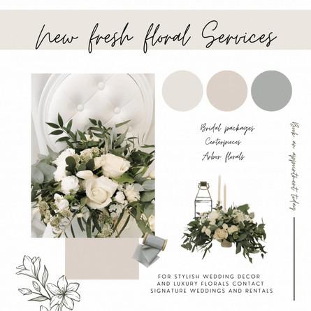 Fresh florals Prince george