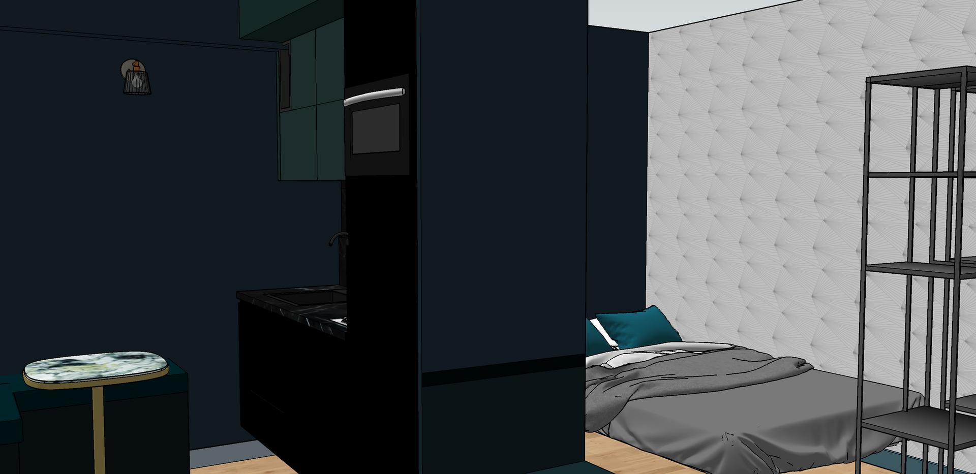 coin chambre