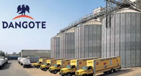 Dangote Rice Mills, Nigeria